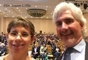 SL and Mike Lappin NAVC 2015